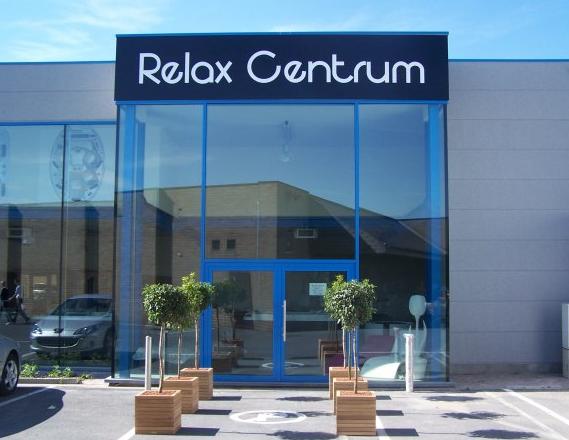 Gevelpaneel – Relax centrum