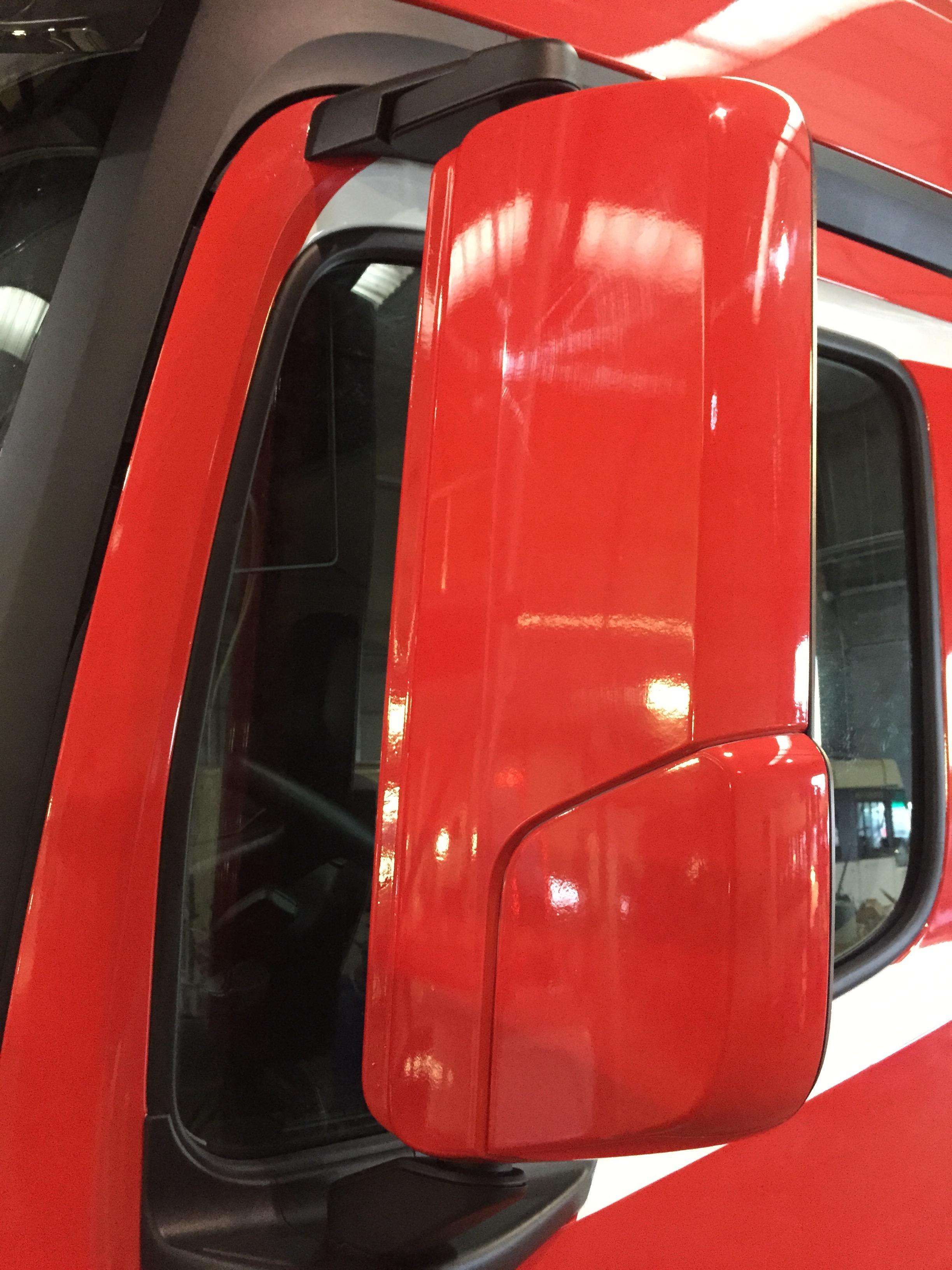 Carwrap - Mercedes Actros 4