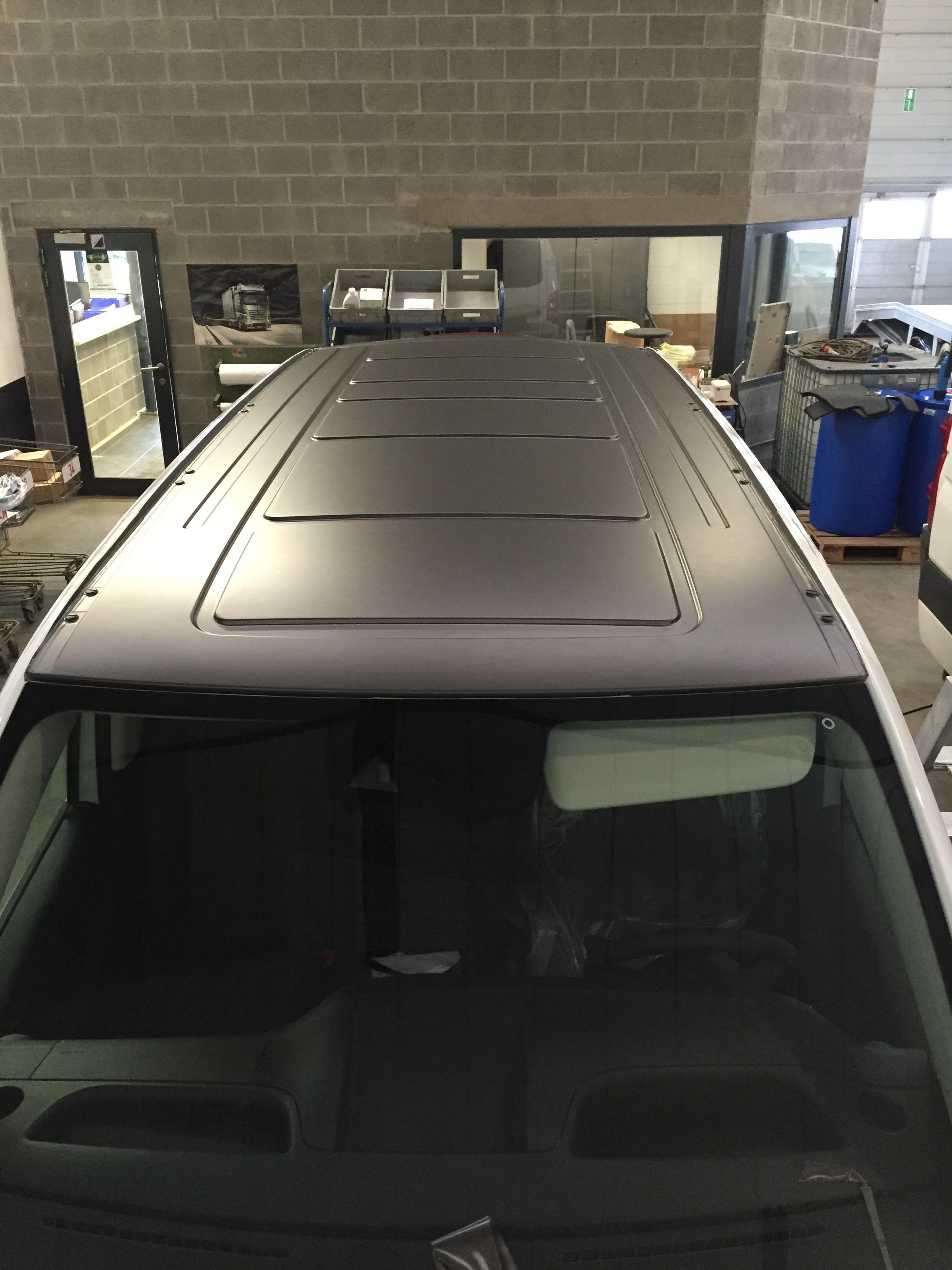 Carwrap - Mercedes Vito 2