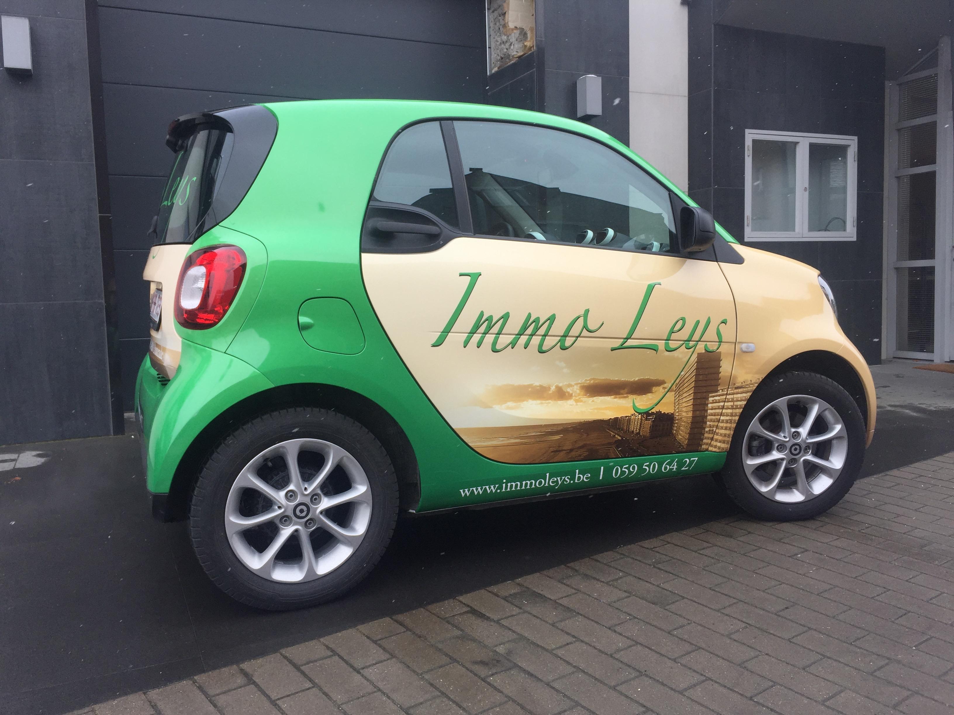 Carwrap - Smart Immo leys 1