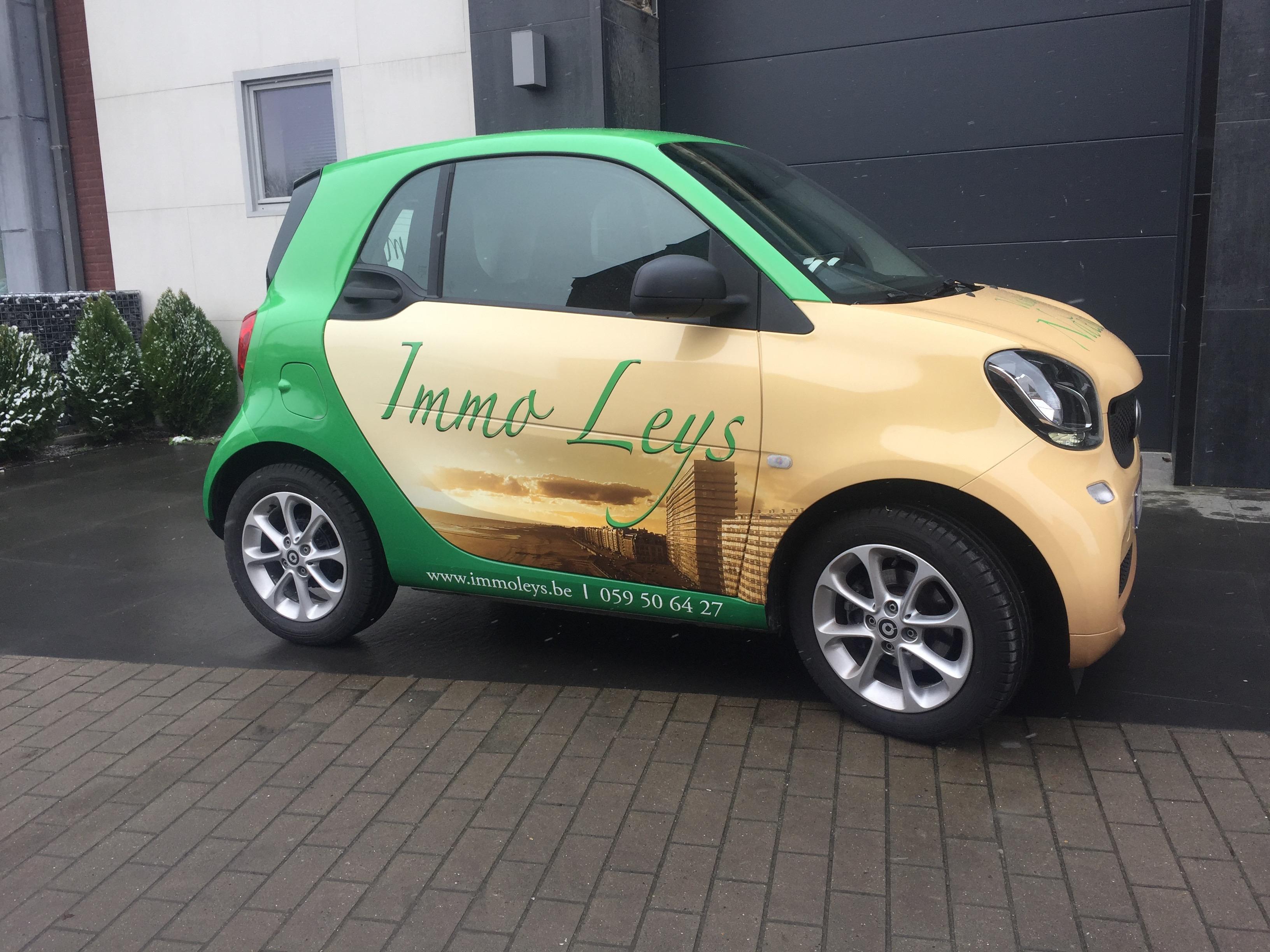 Carwrap - Smart Immo leys 4