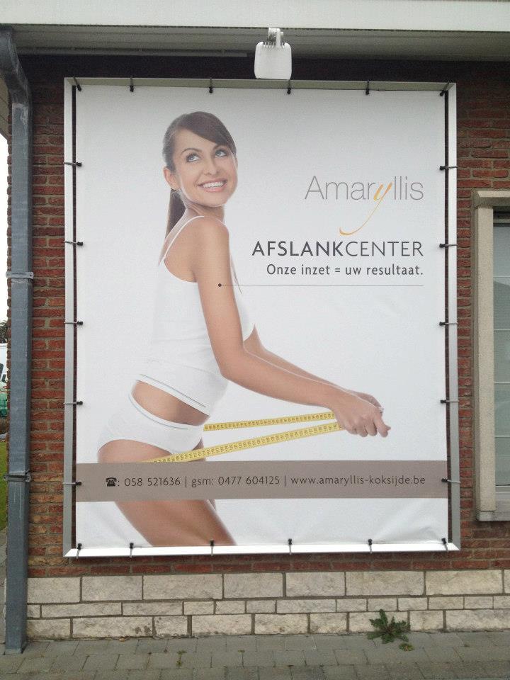 Quicksign Spandoeken - Amaryllis