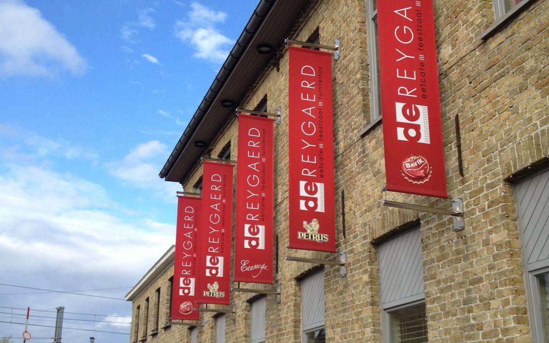 Vlaggen – voor horeca