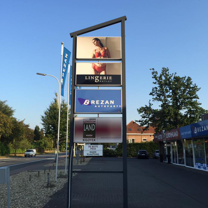 Quicksign outdoor reclame
