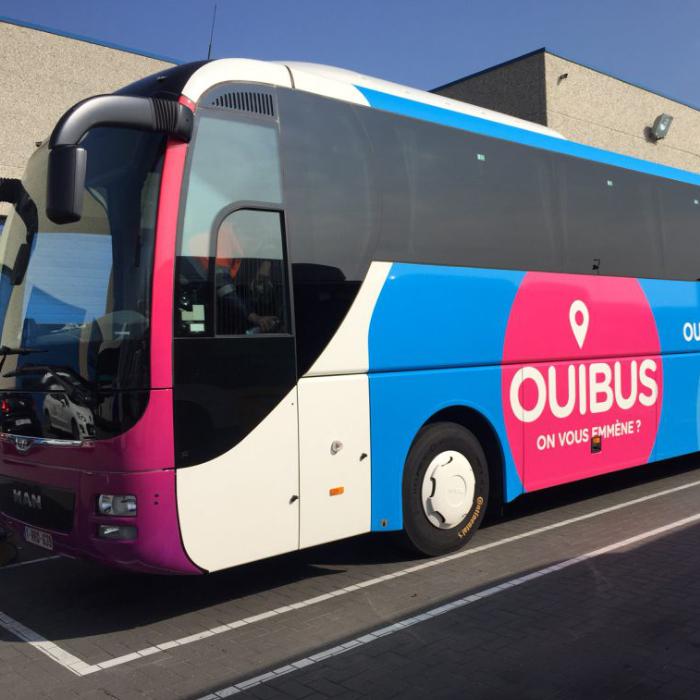 Quicksign wagenbelettering autobussen