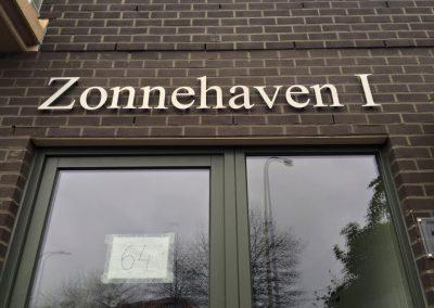 3D letters zonnehaven 2