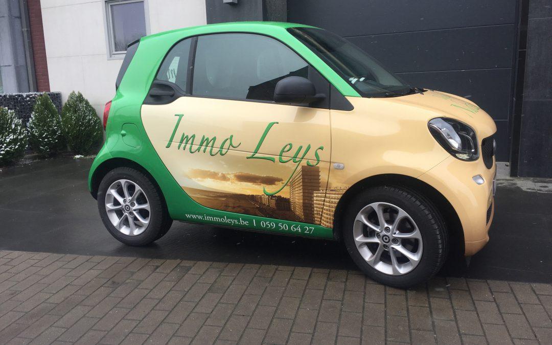 Carwrap – Immo Leys