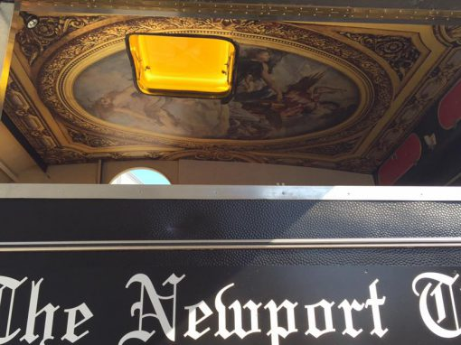 Muurprint – The Newport Times